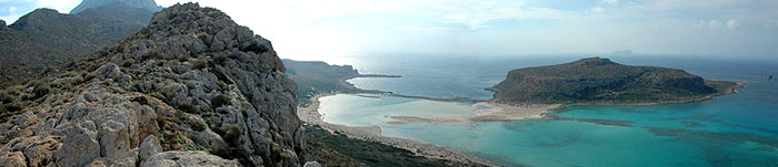 The beautiful sights of Crete