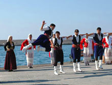 The Cretan Dances