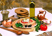 The Cretan Cuisine